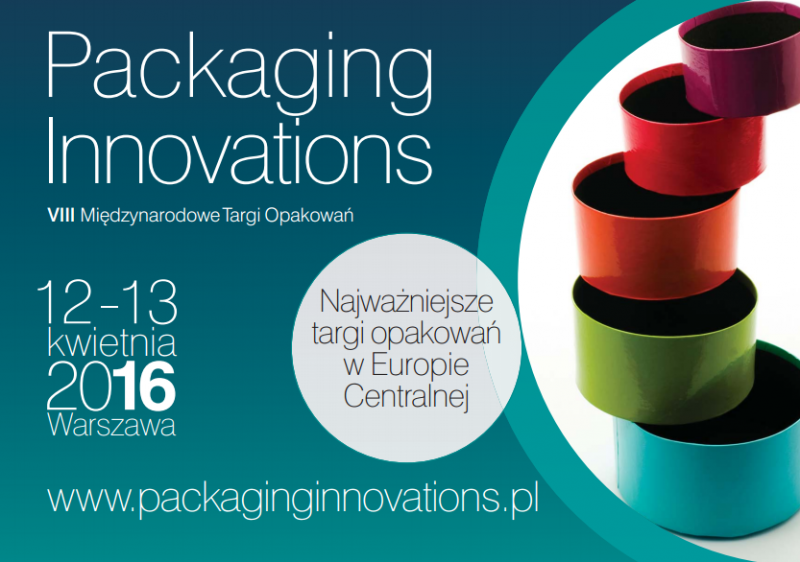 EyeC Polska na Packaging Innovations 2016