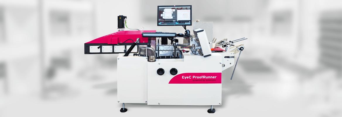 EyeC ProofRunner Carton Pre-Feeder