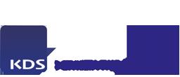 Logo drukarnia KDS